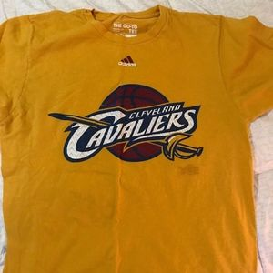 Cleveland Cavaliers T-Shirt Gold